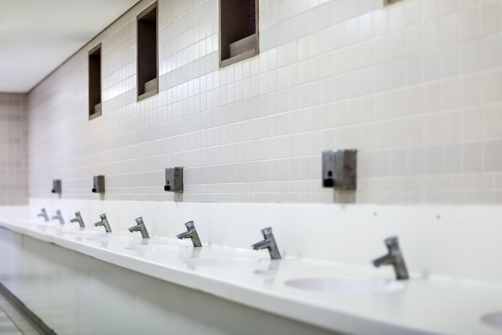 Commercial Bathroom Renovations