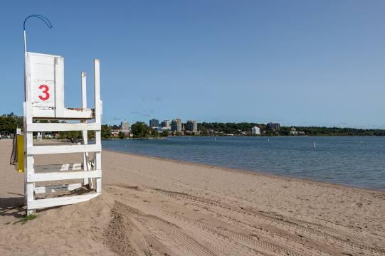 Centennial Beach Barrie ON