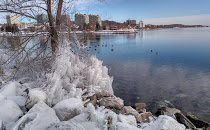 Centennial Park Barrie ON