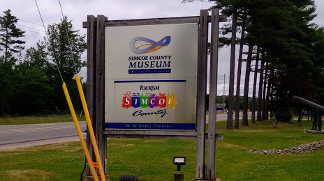 Simcoe County Museum Barrie ON